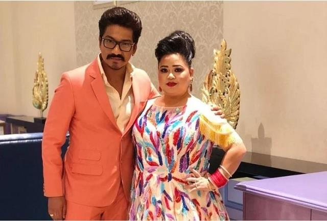 bharti singh and her husband haarsh limbachiyaa granted bail in drug case