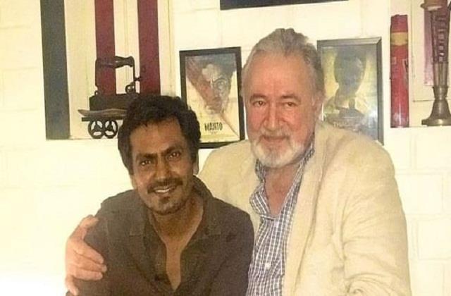 nawazuddin siddiqui acting guru valentin teplyakov passed away