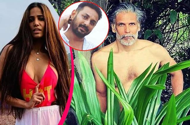 apurva asrani said why milind soman gets love while fir against poonam pandey