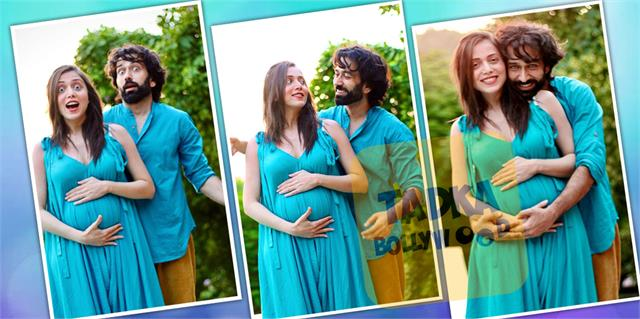 nakuul mehta announce wife jankee parekh pregnancy with adorable video