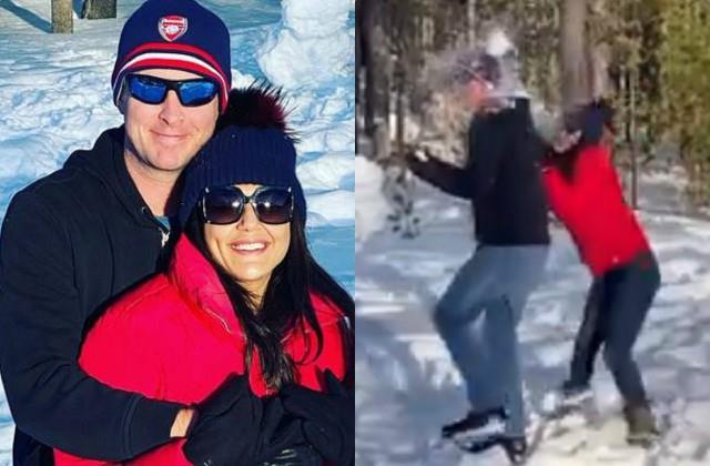 preity zinta enjoying vacation with husband gene goodenough
