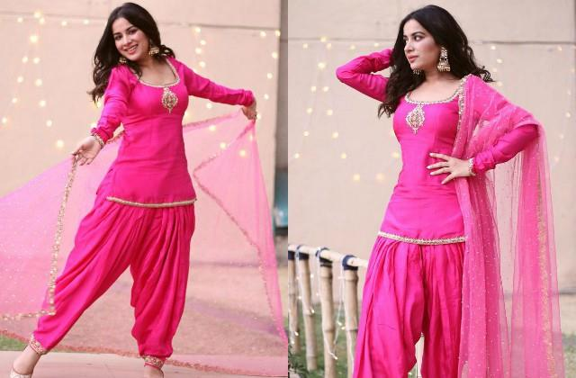 sara gurpal shares photos of her punjabi look