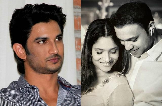 ankita apologize to boyfriend vicky jain who facing hatred by sushant fans