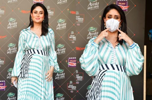 kareena kapoor khan flaunts her baby bump in her latest pictures