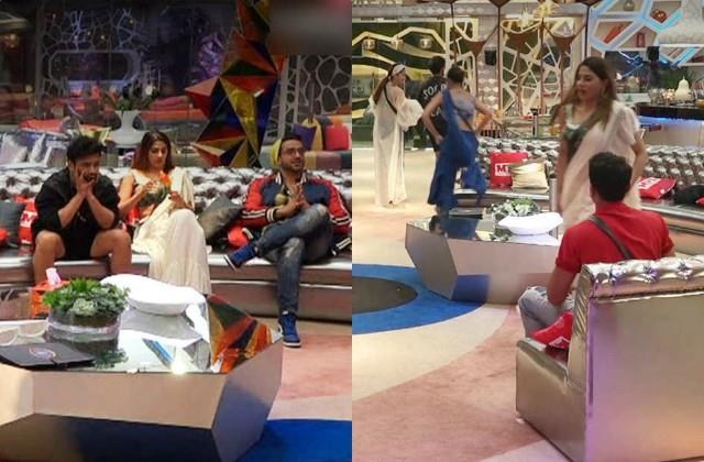 strange incidents happening in bigg boss house contestants got scared