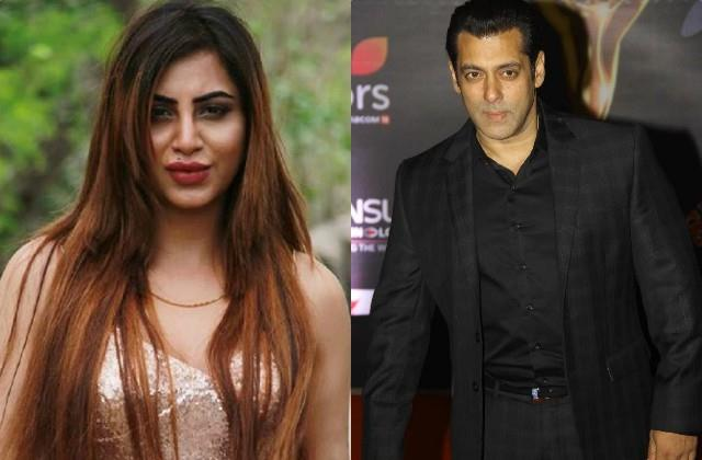 arshi khan accused salman khan of bias
