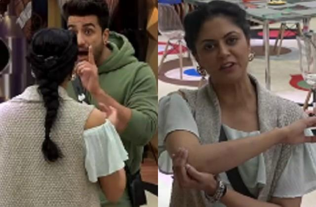 captain kavita kaushik asks bigg boss to evict aly goni