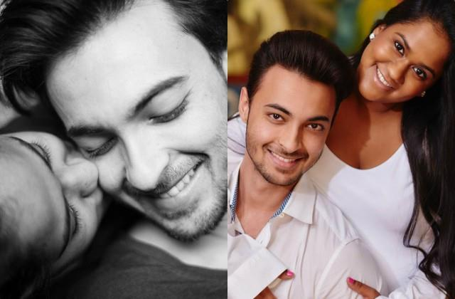 ayush sharma shares romantic photos with arpita khan on their 6th anniversary