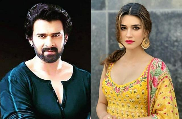 kriti sanon to play sita opposite prabhas in adipurush