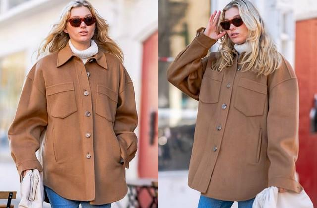 elsa hosk spotted at manhattan
