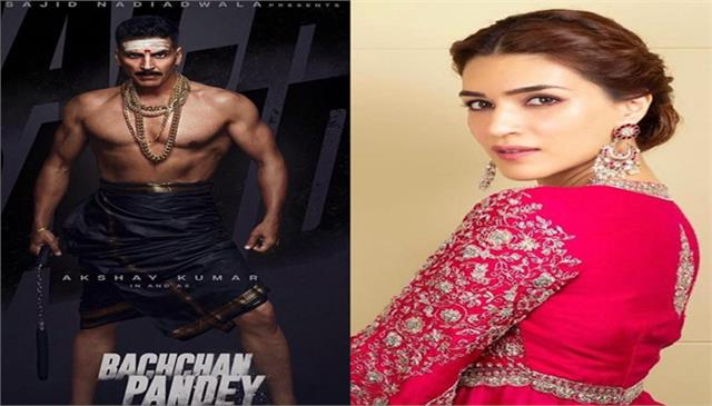 akshay and kriti starer film bachchan pandey shooting to be start in january