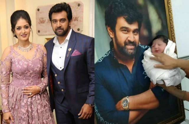 late actor chiranjeevi sarja wife and newborn son test positive for covid 19