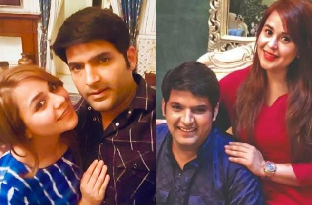 kapil sharma apologises to wife ginni for working on wedding anniversary