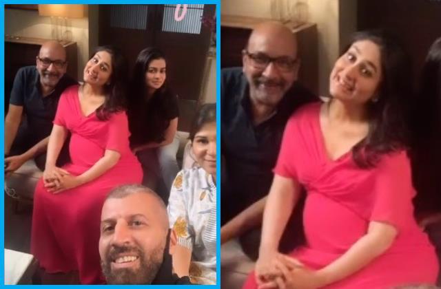 kareena kapoor khan flaunts baby bump in latest pictures