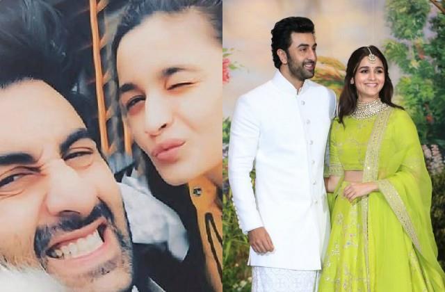first time ranbir kapoor calls alia bhatt as his girlfriend