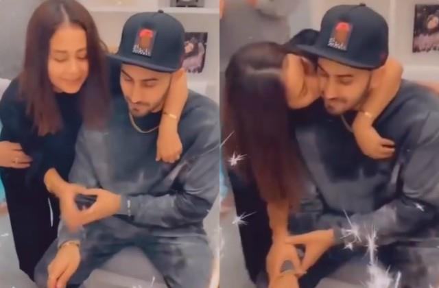 Video: आधी रात को नेहा ने रोहन को दिया सरप्राइज,बर्थडे पर पति पर यूं प्यार लुटाती दिखीं सिंगर