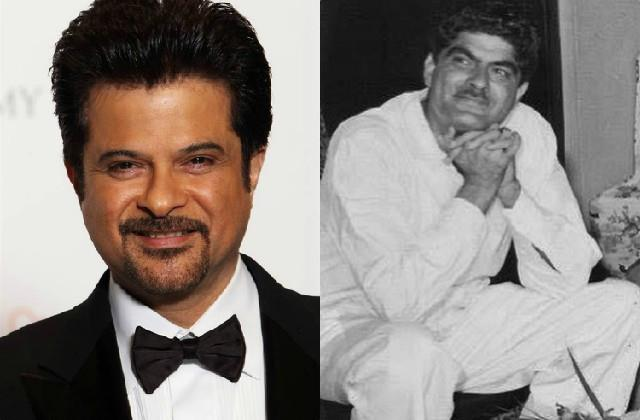 anil kapoor remembers his father surinder kapoor on his birth anniversary