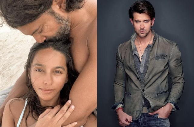 hrithik roshan comments on shibani dandekar and farhan akhtar romantic photo