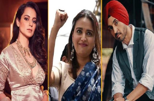 bollywood stars support diljit dosanjh after war of words with kangana ranaut