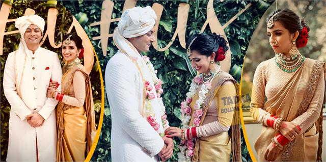 shirin sevani ties knot with boyfriend udayan sachan