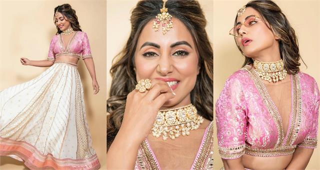 hina khan looks stunning in her new photoshoot