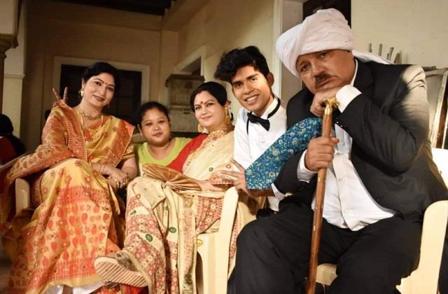 actor ashish sonkar dd national serial