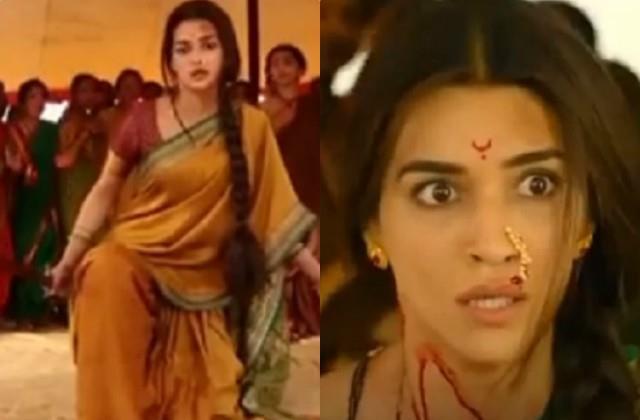 arjun kapoor and kriti sanon film panipat completed 1 year