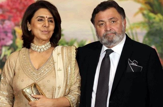 wife neetu share emotional post on 8 months of rishi kapoor death