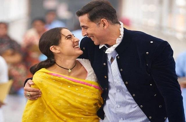 sara ali khan and akshay kumar starts shooting for atrangi re