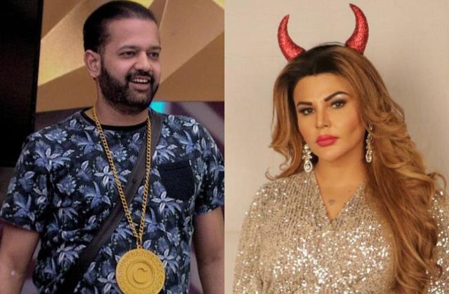 rahul mahajan shocking claims about rakhi sawant