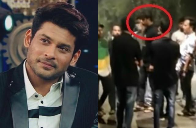 sidharth shukla open up on viral drunk and fight video