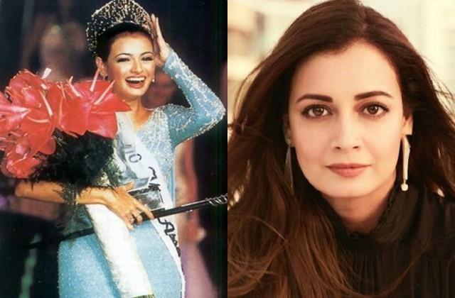 39 की हुई एक्ट्रेस दीया मिर्जा, 'मिस एशिया पैसिफिक' के खिताब ने बदल दी जिंदगी