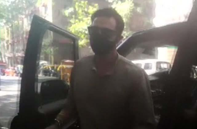 drug case arjun rampal reach at ncb office