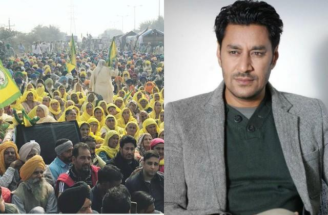 harbhajan mann refused to take the award in support of farmers movement