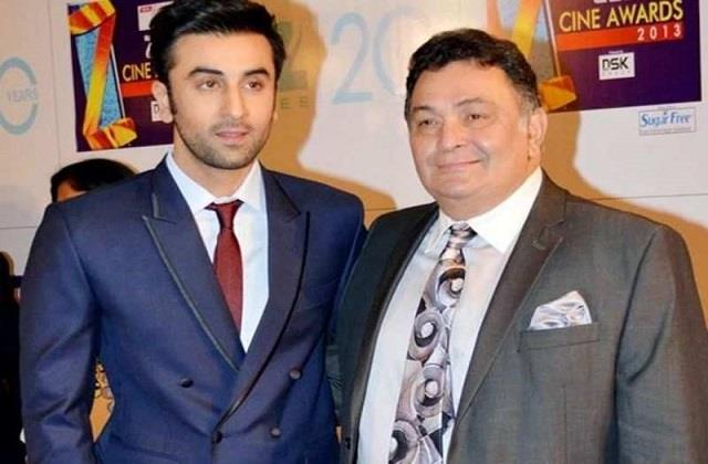ranbir kapoor on losing father rishi kapoor