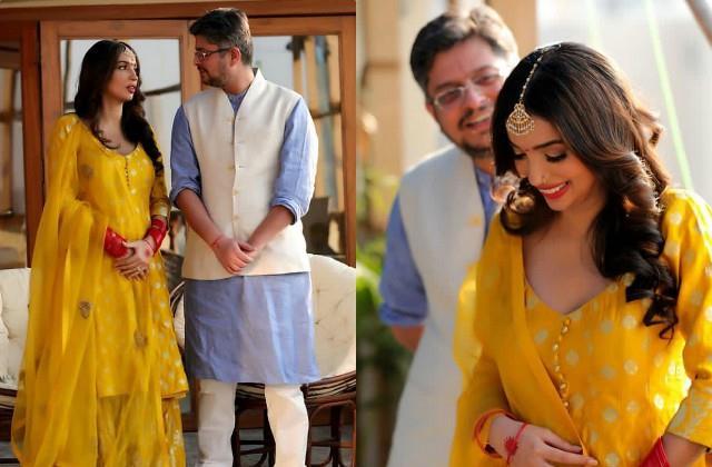 writer kanika dhillon engaged with himanshu sharma