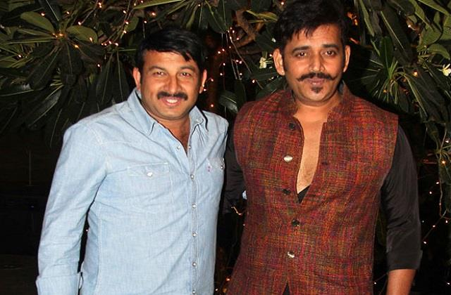 ravi kishan and manoj tiwari big statement about up film city project