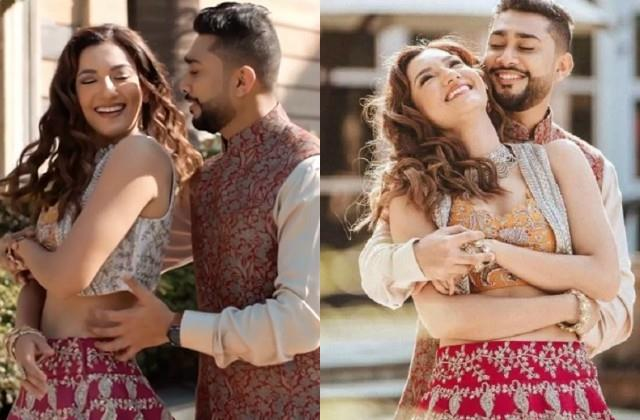 gauhar khan share pre wedding video with zaid darbar