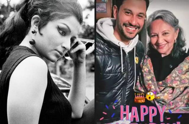 kareena kapoor soha ali khan and kunal khemu wishes birthday to sharmila tagore
