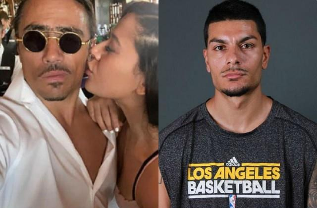 krishna shroff shares photo with salt bae ex boyfriend eban hyams comment