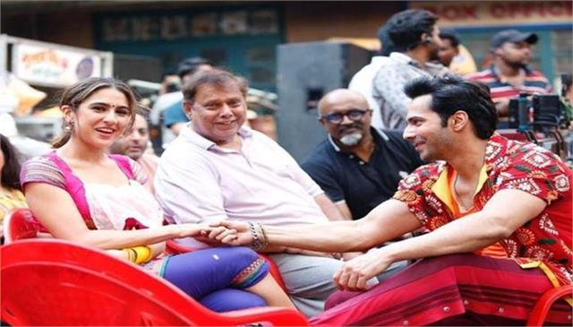david dhawan is all set for coolie no 1 release