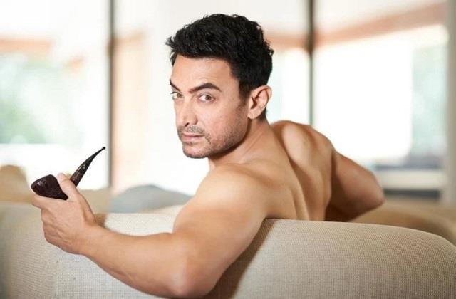 aamir khan shirtless photo viral on internet