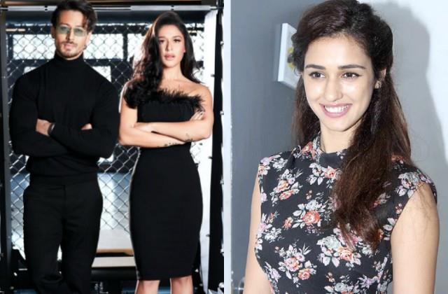 krishna shroff shares photo with brother tiger shroff disha patani comment