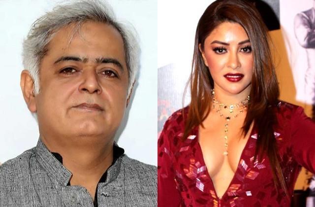payal ghosh furious at filmmaker hansal mehta