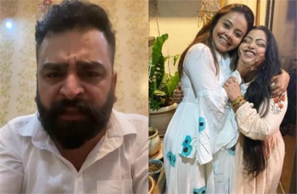 divya bhatnagar husband gagan lashes out on devoleena bhattacharjee