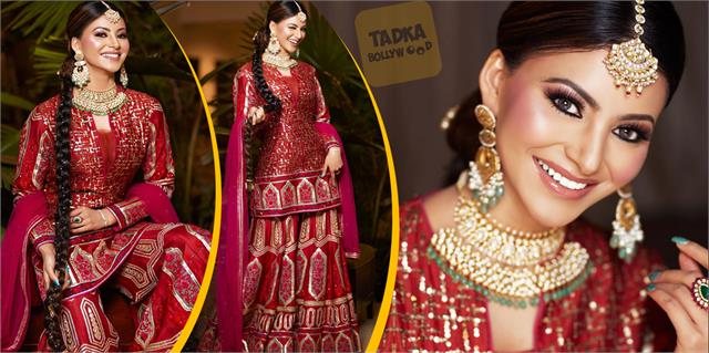urvashi rautela shares her stunning photos in traditional look