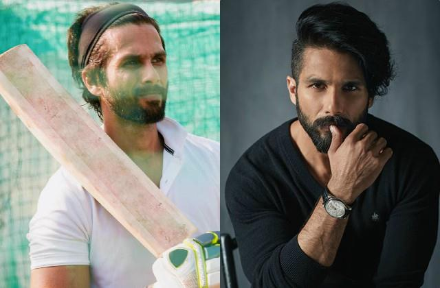 shahid kapoor film  jersey  shooting canceled due to farmers movement