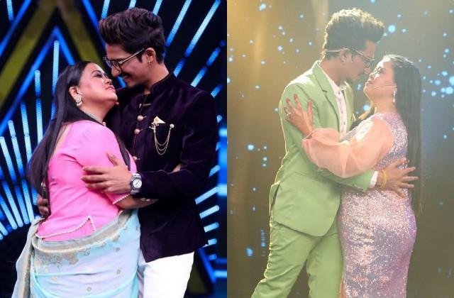 haarsh limbachiyaa share first post with wife bharti singh