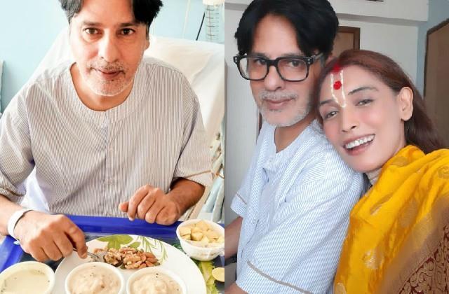 rahul roy shares his photos from hospital