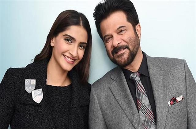 sonam kapoor slams media for false news of father anil kapoor corona positive